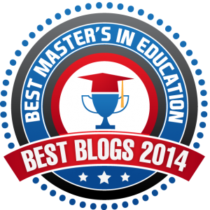 Badge - Best Master's in Education